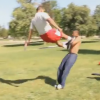 Guy Almost Kills Other Guy With A Single Kick! Most Brutal Knockout Ever!