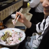 Girl Eats A Frog While It Is Still Alive. WTF So Disgusting.