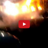 These amateurs accidentally blew up their street with fireworks