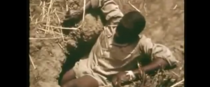 The Best Way to Catch A Deadly Python is Using Your Leg As Bait. These Africans Will Show You How.