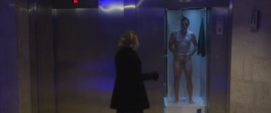 Guy Gets Naked & Pranks People in Elevator